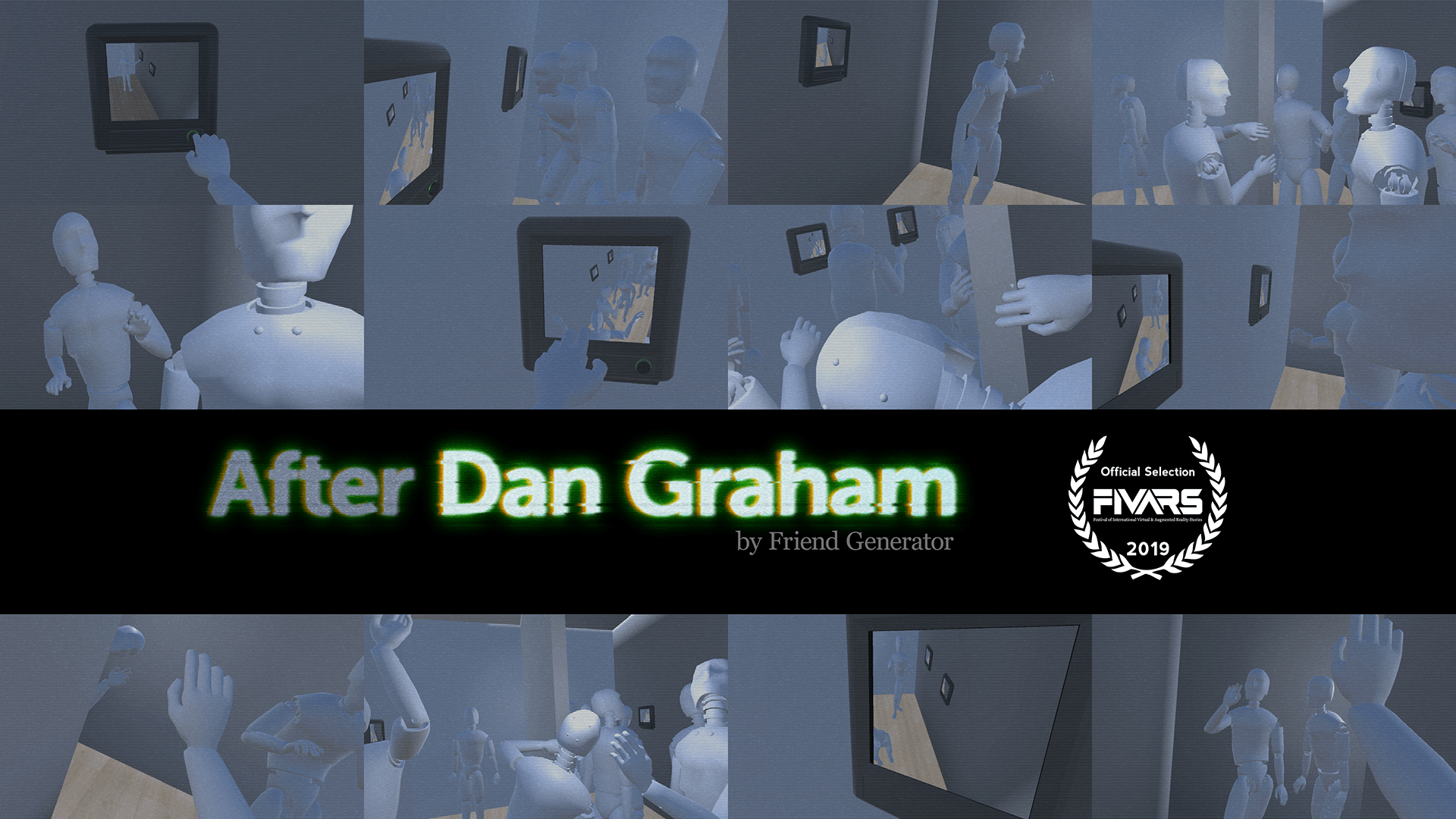 After Dan Graham @ FIVARS 2019 Festival of International Virtual & Augmented Reality Stories